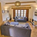 The Little Barn Living Room | Goldsithney Cornwall