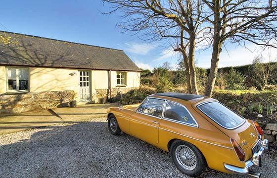 The Little Barn | Goldsithney Cornwall