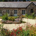 Garden Higher Colenso Cornwall