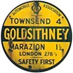 Goldsithney AA Sign